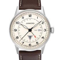 Junkers Herrenuhr G38 - GMT Quarz , 6946-5