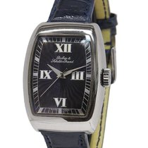 Dubey & Schaldenbrand Lady Watch - Black Guilloche Dial -...