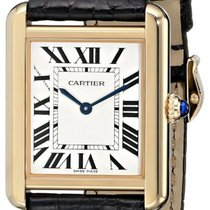Cartier Tank Unisex Watch W5200004