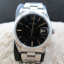 Rolex OYSTER DATE 6694 Original Black Dial with Gold Markers