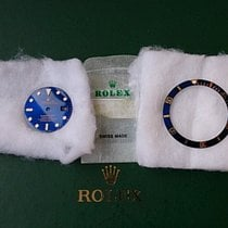 Rolex SUBMARINER Zifferblatt u Inlay 16613 16618 + NOS