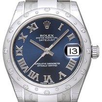 勞力士 (Rolex) Datejust 31 Ref. 178344 Blau Römisch