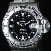 튜더 (Tudor) Hydronaut Prince Date Tiger Steel Automatic