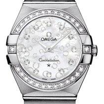 Omega Constellation Brushed 27mm 123.15.27.60.55.005