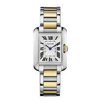 Cartier Tank Anglaise  Ladies Watch Ref W5310046