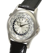 パテック・フィリップ (Patek Philippe) World Time White Gold 39.5MM