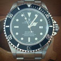 Rolex Sea-Dweller 16600 série Y (08/2003)-Cornes pleines-Non...