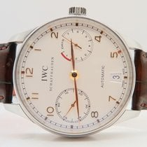IWC Portuguese  7 Days Power Reserve Ref. IW500114 (Box&Pa...