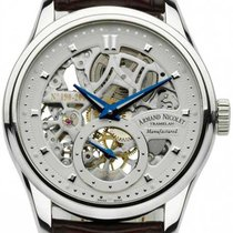 Armand Nicolet LS8 Small Second 9620S-AG-P713MR2