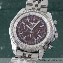 Breitling For Bentley Motors Chronograph Automatik Stahl A25362