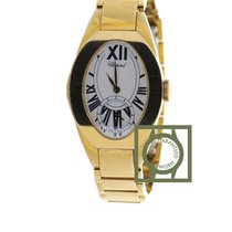 Chopard Classiques Yellow Gold 24mm Roman Dial NEW