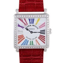 Franck Muller Master Square Womens Stainless Steel Quartz...