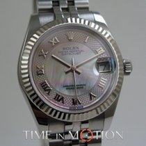 Rolex Datejust 31 mm MOP Dial Model 178274 Full Set