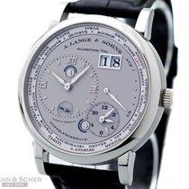 A. Lange & Söhne Lange1 Timezone Ref-116-025 950 Platinum...