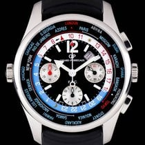 Girard Perregaux Stainless Steel Black Dial FTC WW.TC Chrono...
