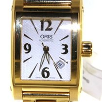 Oris -Miles rectangular-561 1526 45 61– wristwatch –
