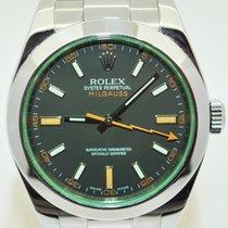 Rolex Milgauss Green GV