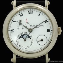 Patek Philippe Ref# 5054 White Gold, Officer's Campaign