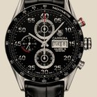 TAG Heuer Carrera Calibre 16 Day Date Automatic Chronograph 43 mm