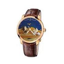 Ulysse Nardin Lights Up Dubai Watch  Unique Timepiece