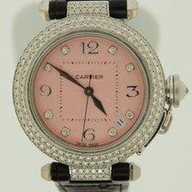 Cartier Pasha Diamonds