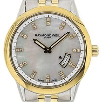 Raymond Weil Freelancer Damen Datum Diamanten