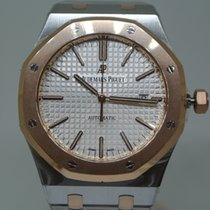 Audemars Piguet ROYAL OAK STEEL/ ROSE GOLD 41MM