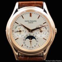 Patek Philippe Ref# 3940R, Rose Gold, Perpetual Chronograph,...