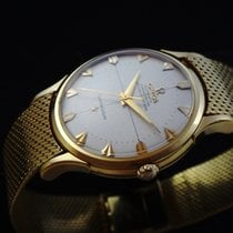 오메가 (Omega) Constellation  All 18k Gold 60's