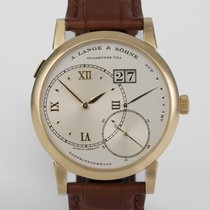 """A. Lange & Söhne Grand Lange 1 Yellow Gold """"Complete..."""
