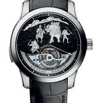 Ulysse Nardin Classic Minute Repeater Platinum Men's Watch