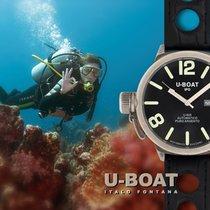 "U-Boat IFO U925 Silver ""Puro Argento"""