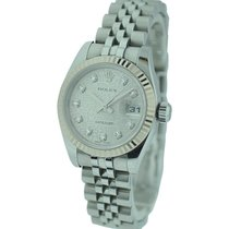 Rolex Unworn 179174 Ladies Datejust with Jubilee Bracelet -...