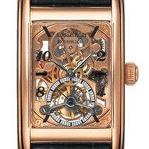 Audemars Piguet Edward Piguet Skeleton Dial Tourbillon Rose
