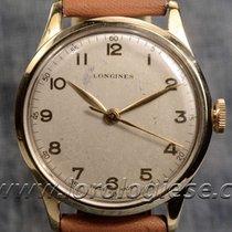 Longines Vintage 1954 9kt. Pink Gold Dennison Ref. 13322 Watch...
