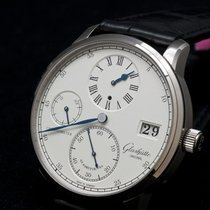 Glashütte Original Senator Chronometer Regulator White Gold...