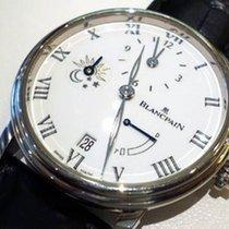 Blancpain VILLERET DEMI-FUSEAU HORAIRE 8 JOURS 6661153155B
