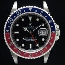 Rolex GMT-Master 16710 Square Dial 3186 Mov M Series Full  Set