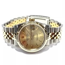 Rolex Oyster Perpetual Datejust 18k Yellow Gold & Steel...