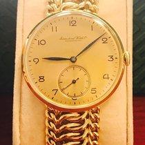 IWC Gold Vintage 18K