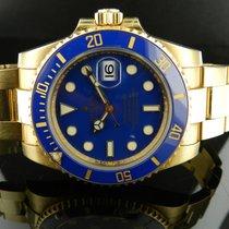 Rolex Submariner Ref. 116618lb Oro Giallo