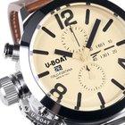 U-Boat Classico 50 mm Tungsten 7433 Automatik Chrono