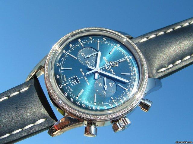 Breitling Transocean Chronograph Qp Preis