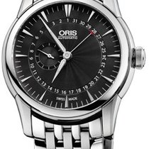 Oris Artelier Small Second Pointer Date  01 744 7665 4054-07 8 2