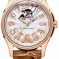 Hamilton Jazzmaster Lady Automatik Damenuhr H32345983