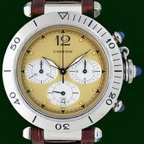 Cartier Pasha 38mm Chronograph Date