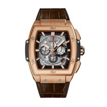 Hublot Spirit of Big Bang  48mm Automatic 18K King Gold Mens...
