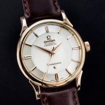 Omega Constellation 'Pie-Pan' pink gold vintage ON HOLD