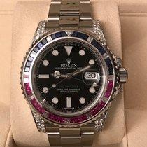 Rolex GMT-MASTER ll Ref/116710LN Custom SARU