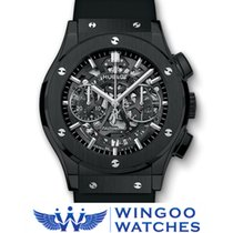 Hublot - Classic Fusion Aero Chronograph Black Magic Ref....